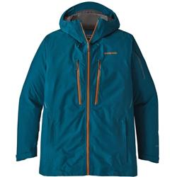 Patagonia PowSlayer Jacket - Mens-Big Sur Blue