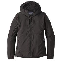 Patagonia Tough Puff Hoody - Womens-Black