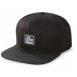Dakine Ano Hat-Black / Stacked
