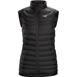 Arcteryx Cerium LT Vest - Womens (Prior Season)-Black