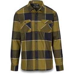 Dakine Underwood Flannel - Mens-Olive Drab