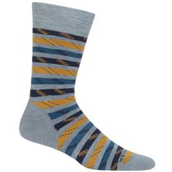 Lifestyle Crew Rope Twist Socks - Medium Cushion- Womens