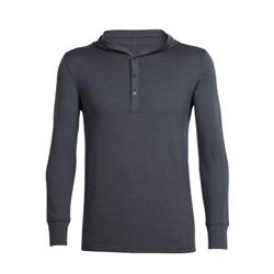 Icebreaker Trailhead Pullover Hoody - Mens-Monsoon