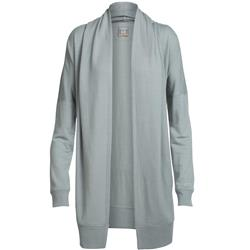 Icebreaker Zoya LS Coverup- Womens-Drift