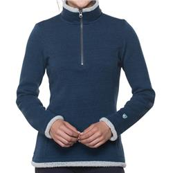 Kuhl Alska 1/4 Zip - Womens-Harbor