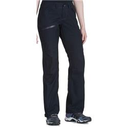 "Kuhl Jetstream Rain Pant, 32"" Inseam - Womens-Black"