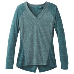 Prana Jinny Top - Womens-Deep Balsam