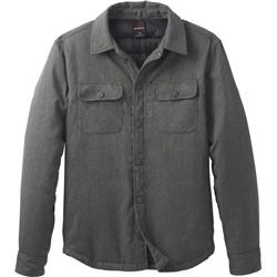 Prana Showdown Jacket - Mens-Charcoal