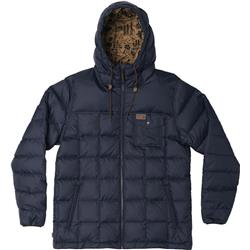 Hippy Tree Carmel Jacket - Mens-Navy