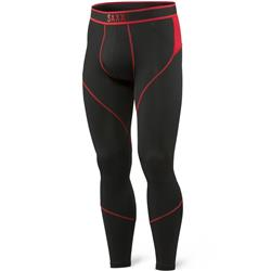 Saxx Underwear Co Kinetic Tight - Mens-Black / Red