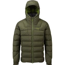 Rab Axion Jacket - Mens-Army / Cactus