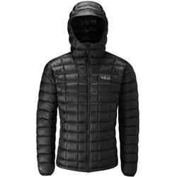 Rab Continuum Jacket - Mens-Black / Black