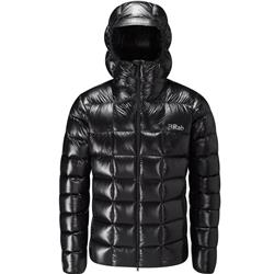 Rab Infinity G Jacket - Mens-Black / Black