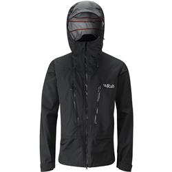 Rab Latok Jacket - Mens-Black