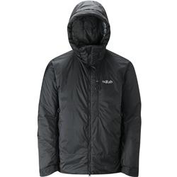 Rab Photon X Jacket - Mens-Black / Black / Zinc