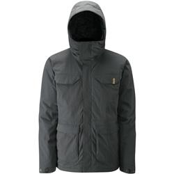 Rab Refuge Parka - Mens-Anthracite