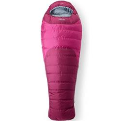 Rab Summit 600, -6.5C / 20F - Womens-Anemone