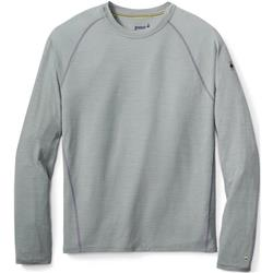 Smartwool Merino 150 Baselayer Pattern LS - Mens-Light Gray