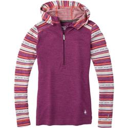 Merino 250 Baselayer 1/2 Zip Hoody - Womens
