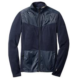 Smartwool Merino 250 Sport Full Zip - Mens-Deep Navy