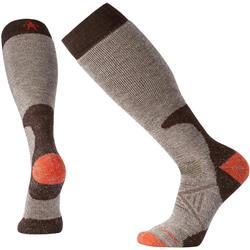 Smartwool PhD Hunt Heavy Over The Calf Socks - Unisex-Taupe