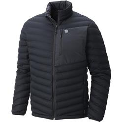 Mountain Hardwear StretchDown Jacket - Mens-Black