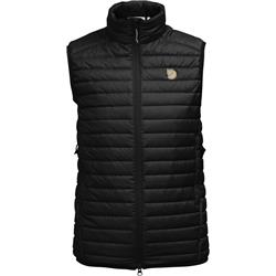 Fjallraven Abisko Padded Vest - Womens-Black