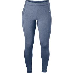 Fjallraven High Coast Tights - Womens-Navy