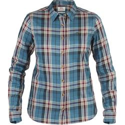 Ovik Flannel Shirt LS - Womens