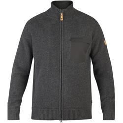 Sormland Zip Cardigan - Mens