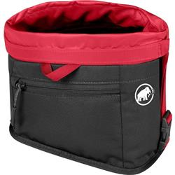 Mammut Boulder Chalk Bag-Black / Inferno