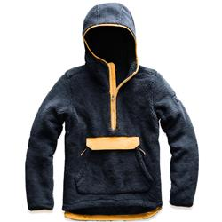 The North Face Campshire Pullover Hoodie - Womens-Urban Navy / Citrine Yellow
