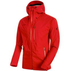 Mammut Kento HS Hooded Jacket - Mens-Magma