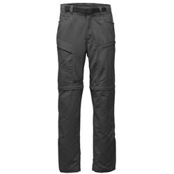 The North Face Paramount Trail Convertible Pants, Reg - Mens-Asphalt Grey
