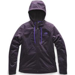 The North Face Tech Mezzaluna Hoodie - Womens-Galaxy Purple
