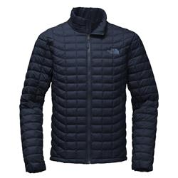 The North Face Thermoball Jacket - Mens-Urban Navy Matte