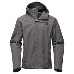 The North Face Venture 2 Jacket - Mens-Mid Grey Ripstop Heather / Mid Grey Ripstop Heathe