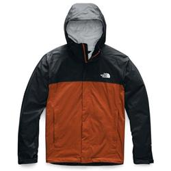 The North Face Venture 2 Jacket - Mens-Picante Red / TNF Black