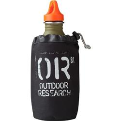 Outdoor Research Cargo Water Bottle Tote 1L-Black