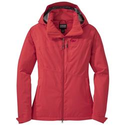 Outdoor Research Igneo Jacket - Womens-Flame