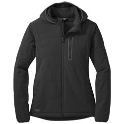 Outdoor Research Winter Ferrosi Hoody - Womens-Black