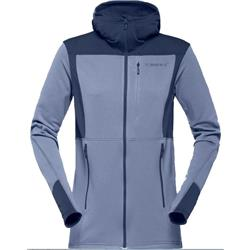 Norrona Falketind Warm1 Stretch Zip Hoodie - Womens-Bedrock
