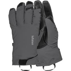 Norrona Lofoten Dri1 Primaloft170 Short Gloves-Phantom