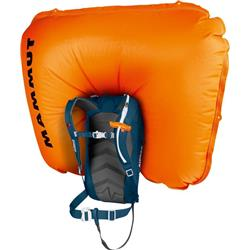 Mammut Rocker Removable Airbag 3.0 15L - SET with AirBag-Marine