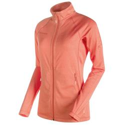 Mammut Runbold Light ML Jacket - Womens-Barberry Melange