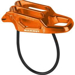Mammut Wall Alpine Belay-Orange