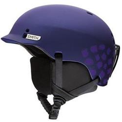 Smith Optics Gage Jr Helmet - Junior-Matte Ultraviolet Brush Dots