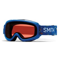 Smith Optics Gambler, Cobalt Shuttles Frame, RC36 Lens -Junior (Xtra Lens Not Included)-Not Applicable
