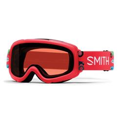 Smith Optics Gambler, Fire Transportation Frame, RC36 Lens -Junior (Xtra Lens Not Included)-Not Applicable