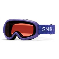 Smith Optics Gambler, Ultraviolet Brush Dots Frame, RC36 Lens -Junior (Xtra Lens Not Included)-Not Applicable